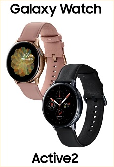 Samsung Galaxy Watch Active2 в Молдове!